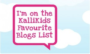 Kallikids Favourite Blog for About Me