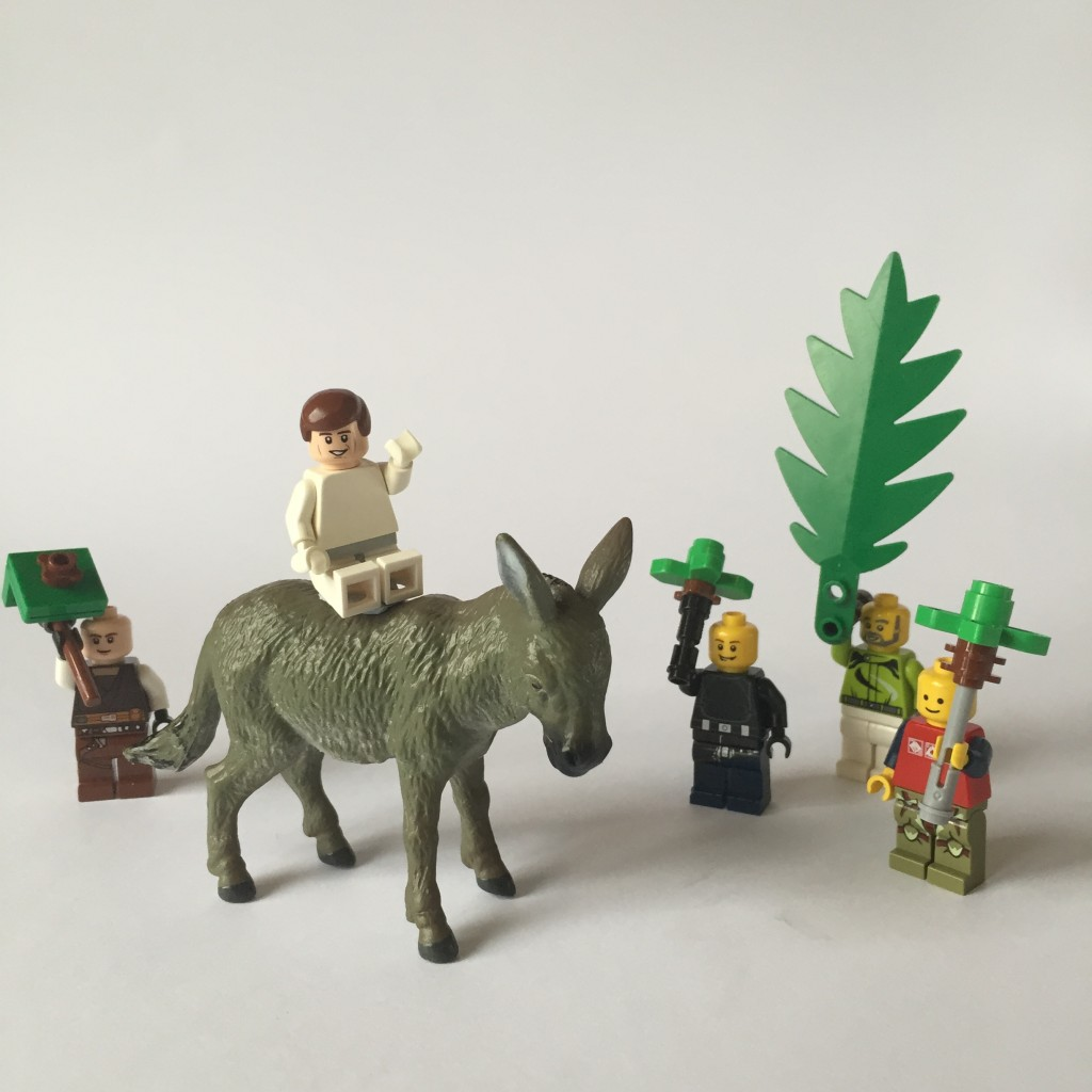 The Lego Easter Story